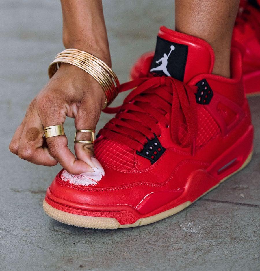 ccb55169f4fc Air Jordan 4 Singles Day AV3914-600 Release Date