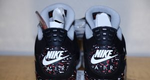 Air Jordan 4 Splatter Nike Air