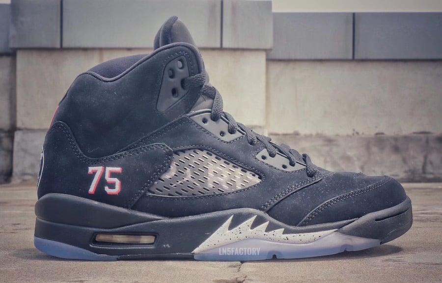 finest selection 786aa 22c0e Air Jordan 5 PSG Paris Saint-Germain Release Date | SneakerFiles