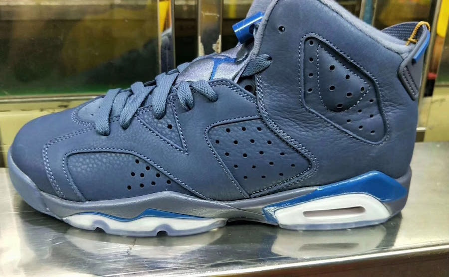 Air Jordan 6 Jimmy Butler 384664-400