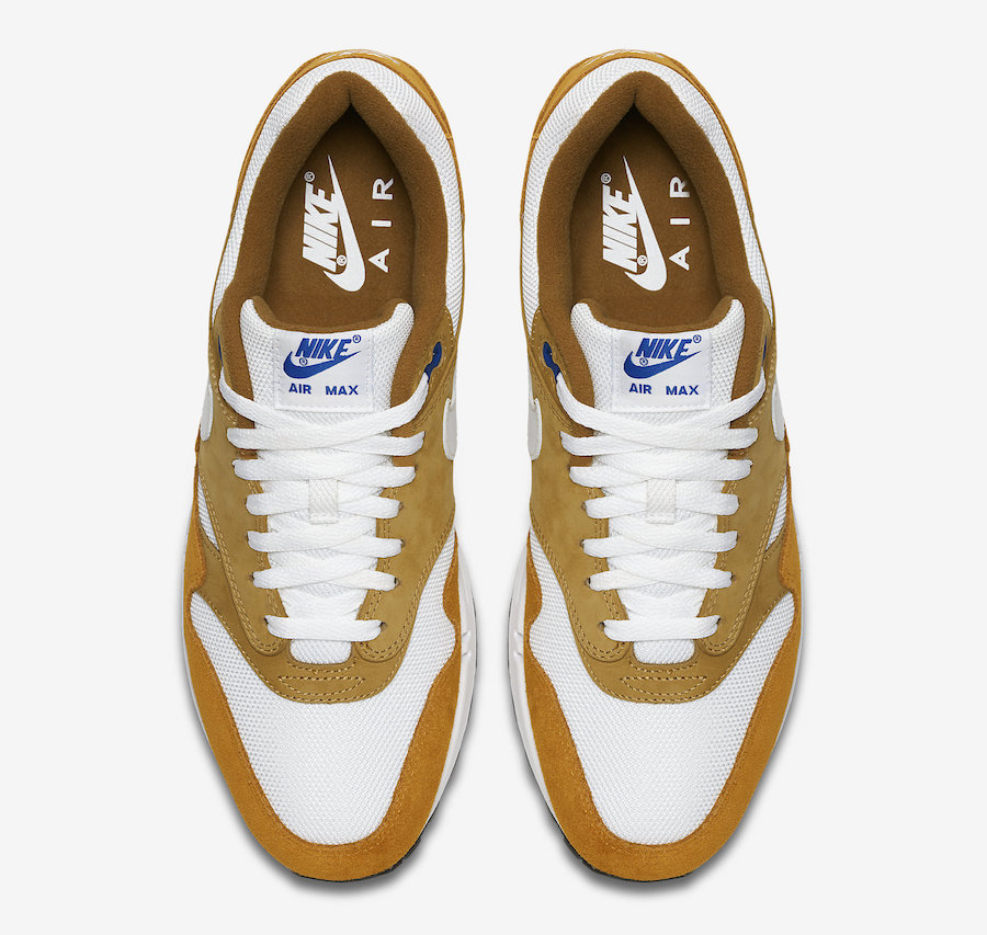 atmos Nike Air Max 1 Curry 908366-700
