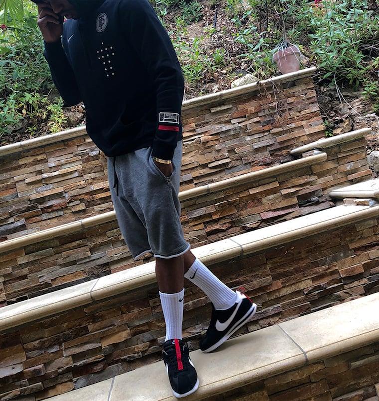 Kendrick Lamar Nike Cortez Kenny 3 Black