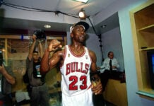 Michael Jordan Documentary The Last Dance 2019