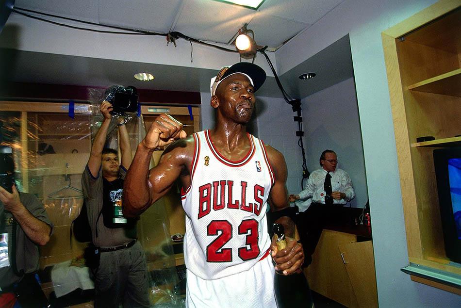 Michael Jordan Documentary The Last Dance 2019
