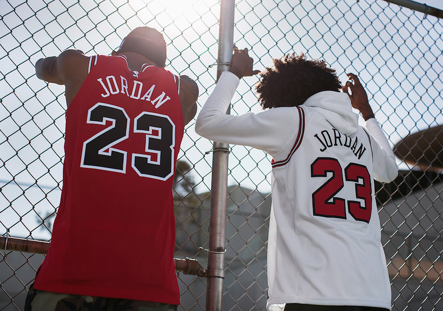 Michael Jordan Nike NBA Bulls Authentic Jersey