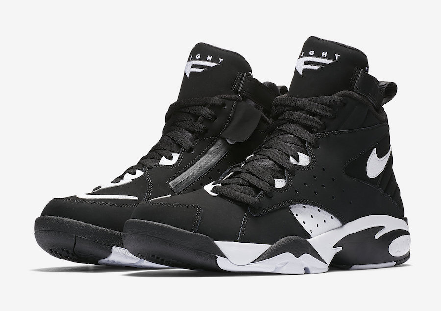 Nike Air Maestro II LTD Black White AH8511-001
