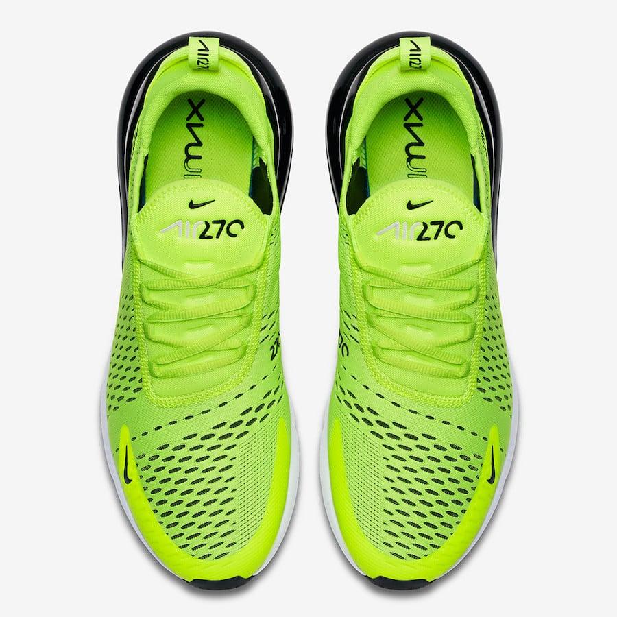 Nike Air Max 270 Volt AH8050 701 Release Date | SneakerFiles