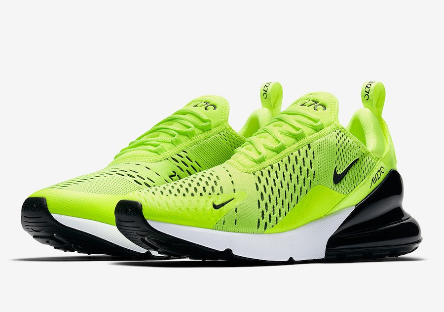 finest selection f6ab3 18c3b Nike Air Max 270 Volt AH8050-701 Release Date | SneakerFiles