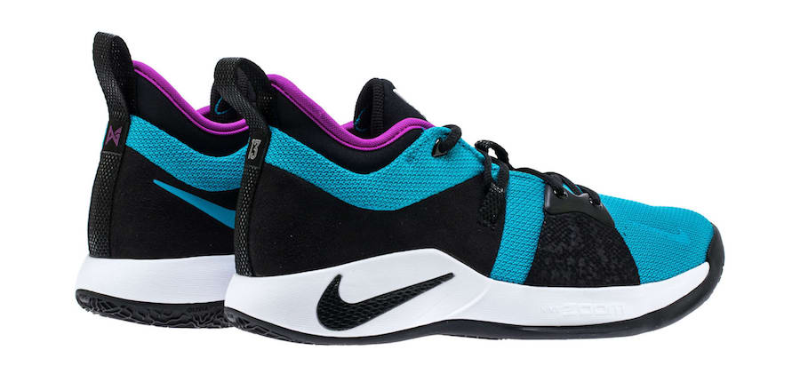 Nike PG 2 Blue Lagoon AJ2039-402
