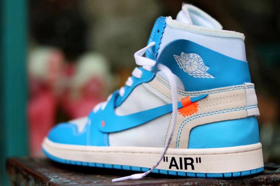 Off-White Air Jordan 1 On Feet