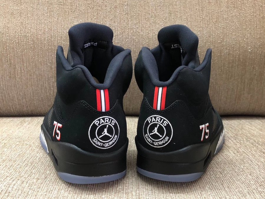 85e739fd8304 Air Jordan 5 PSG Paris Saint-Germain Release Date
