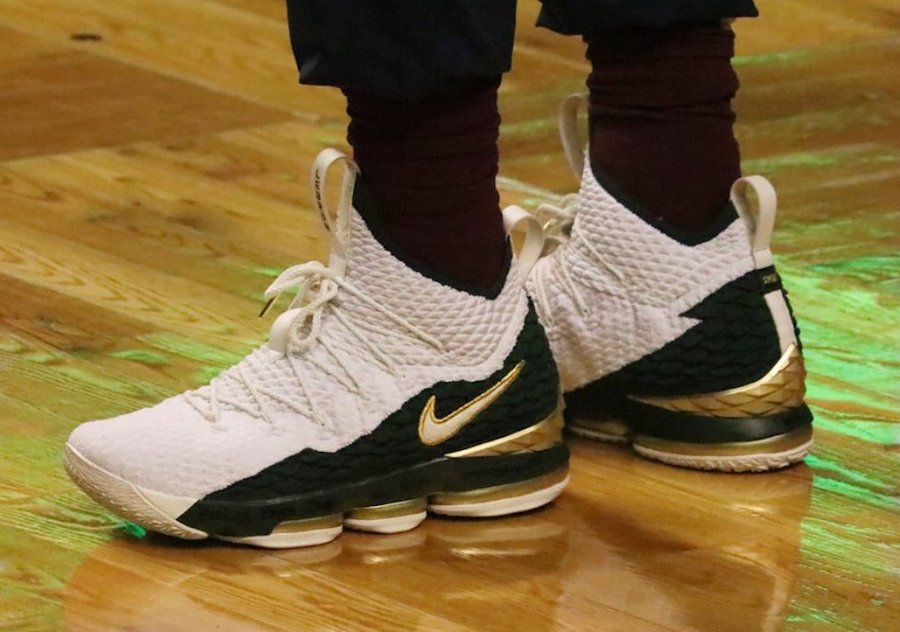 a1be6631d41 SVSM Nike LeBron 15 Air Zoom Generation | SneakerFiles