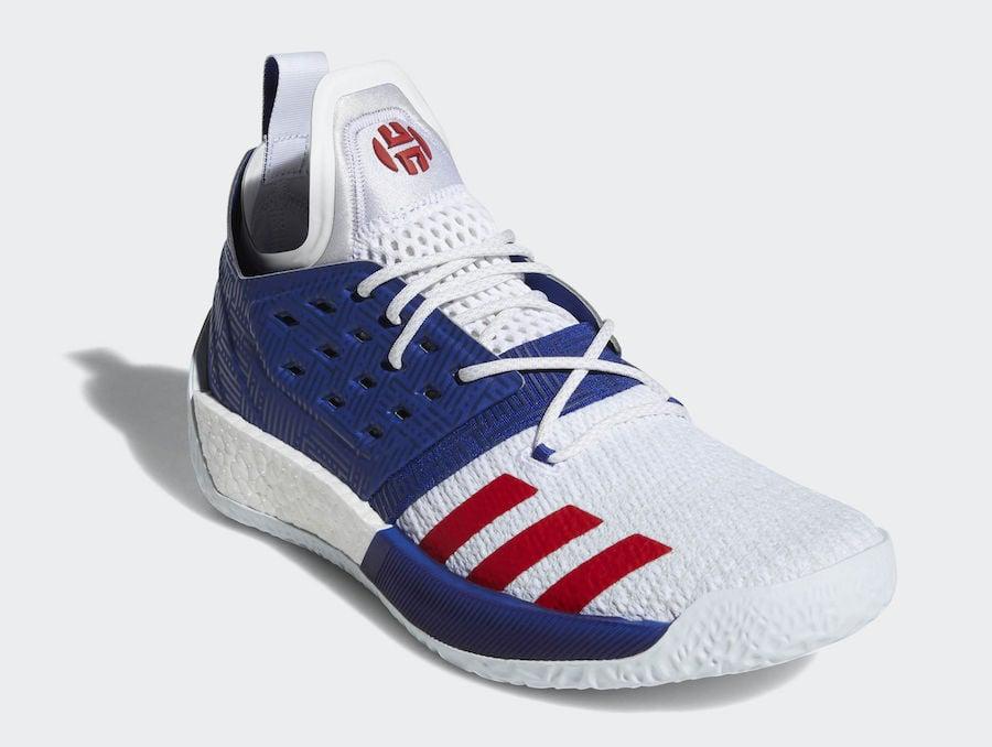 adidas Harden 2 USA AQ0026