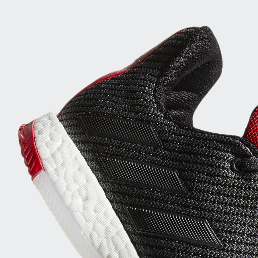 adidas Harden 3 Black Red