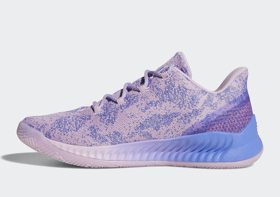 adidas Harden B/E X Clear Lilac CG5983