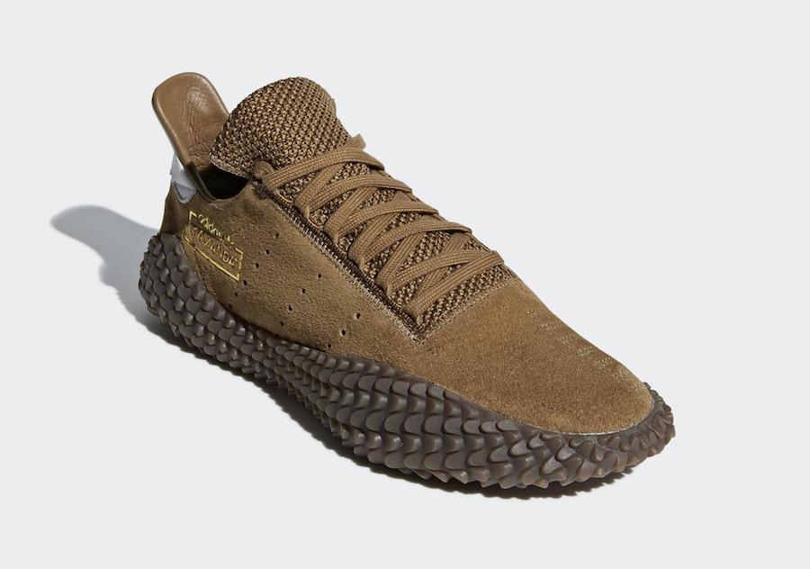 adidas Kamanda Brown Release Date