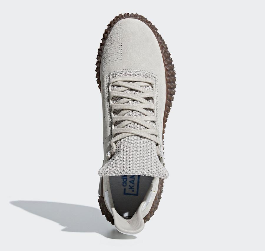adidas Kamanda Clear Brown Release Date