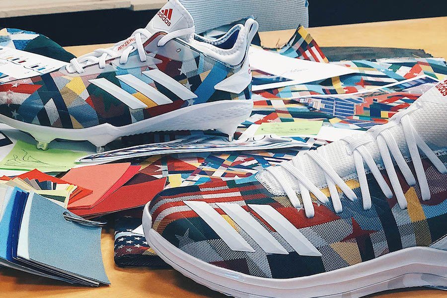 adidas Nations Pack 2018 MLB All-Star Game