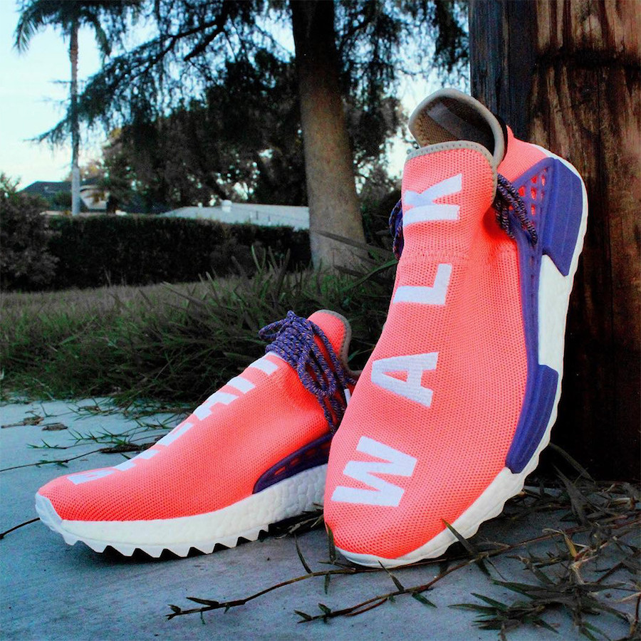 876ab2e43 adidas NMD Hu Breathe Walk Melon Sample