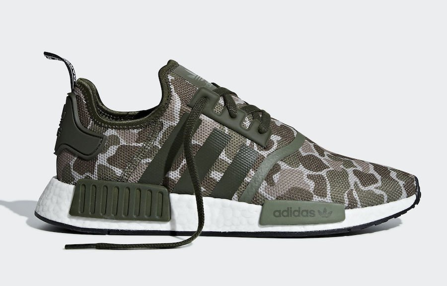 factory outlet innovative design top brands adidas NMD R1 Camo D96617 Release Date | SneakerFiles