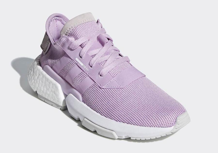 adidas POD S3.1 Clear Lilac B37469