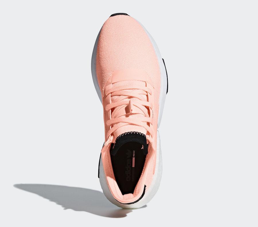 adidas POD S3.1 Clear Orange B37364