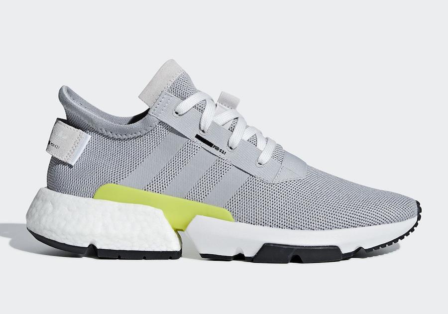 adidas POD S3.1 Grey B37363