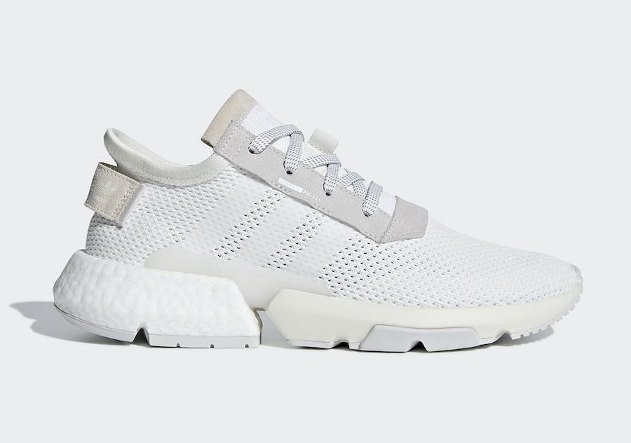 adidas POD S3.1 Triple White B28089