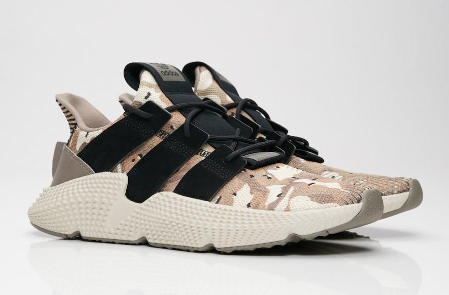 The Adidas Ultraboost 3.0 Desert Camo