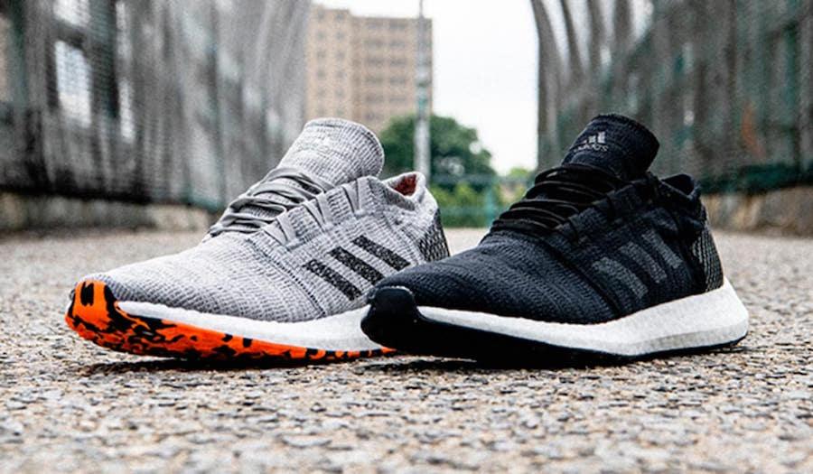 online retailer 22b60 d037b adidas PureBoost Go Colorways, Release Dates | SneakerFiles