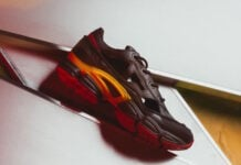 adidas Raf Simons Replicant Ozweego Belgium F34234