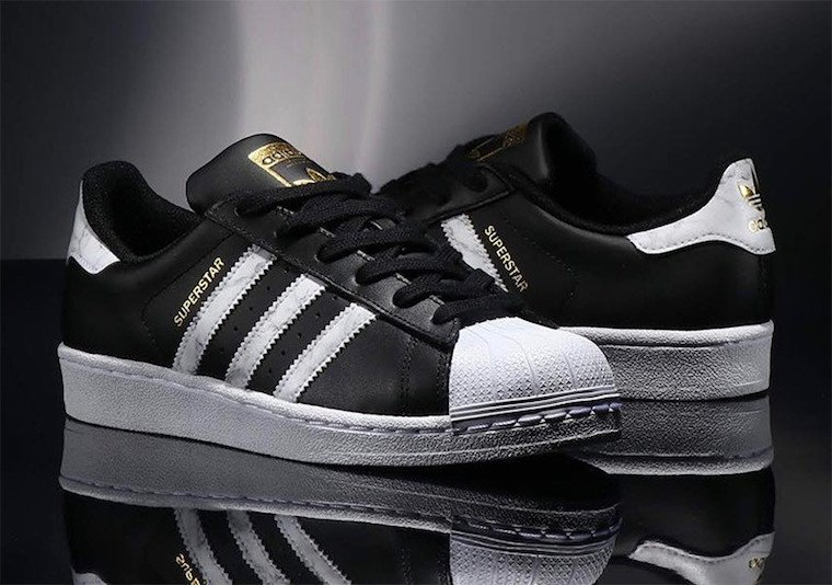 20a8d9efbade43 adidas Marble Pack Superstar Stan Smith