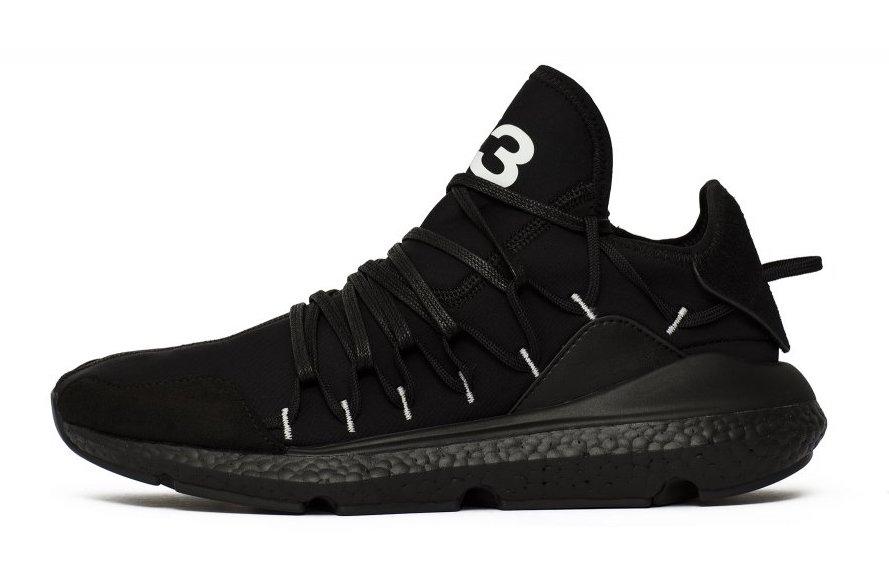 adidas Y-3 Kusari Triple Black