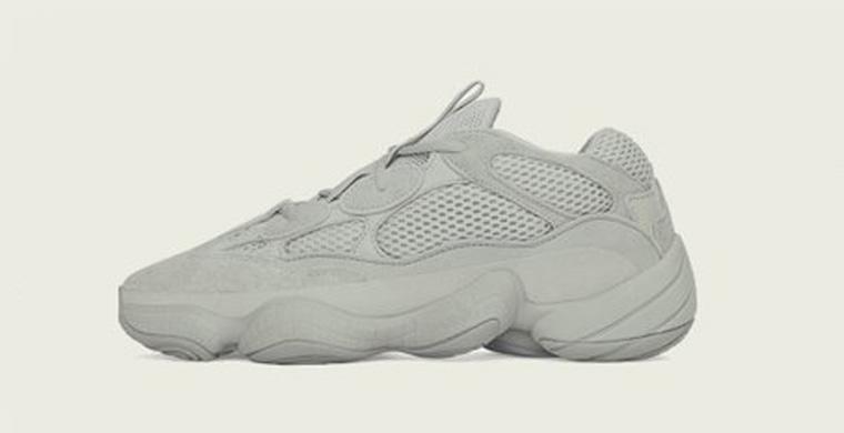 adidas Yeezy 500 Grey November 2018