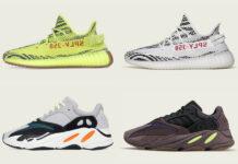adidas Yeezy Fall 2018 Restock