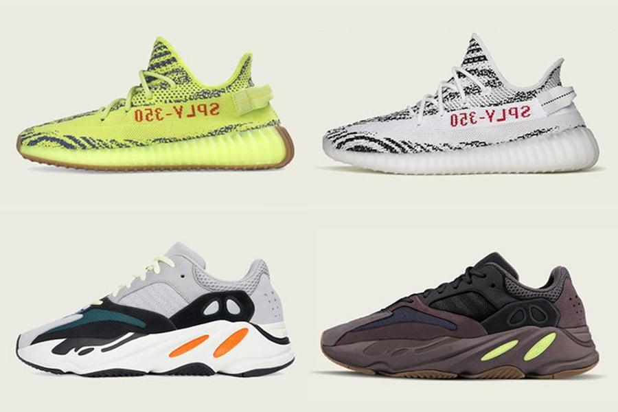 b42203c65519 adidas Yeezy Fall 2018 Restock
