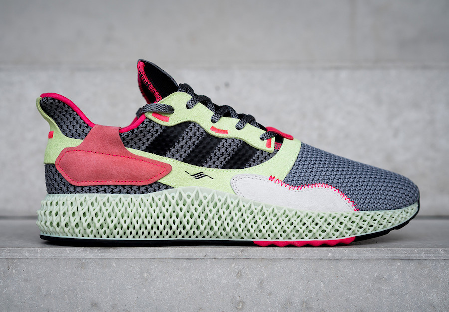 adidas ZX 4000 4D Colorways 2977e8721