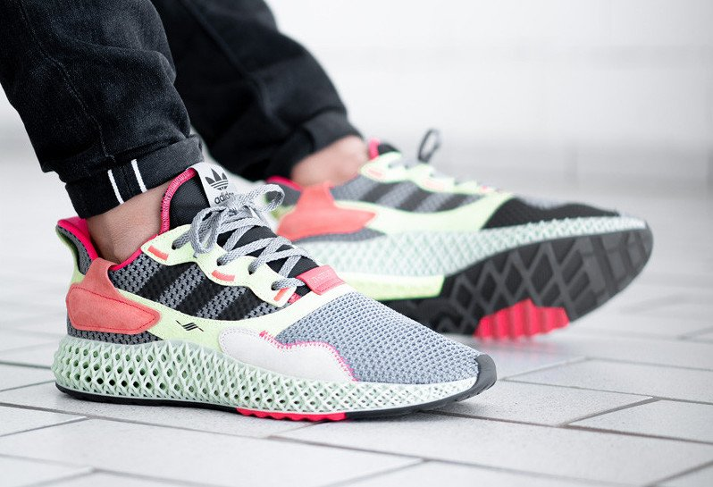 75ae6bf4e7dc4 adidas ZX 4000 4D Colorways