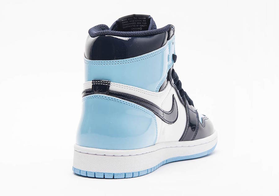 Air Jordan 1 Blue Chill UNC CD0461-401 Release Date