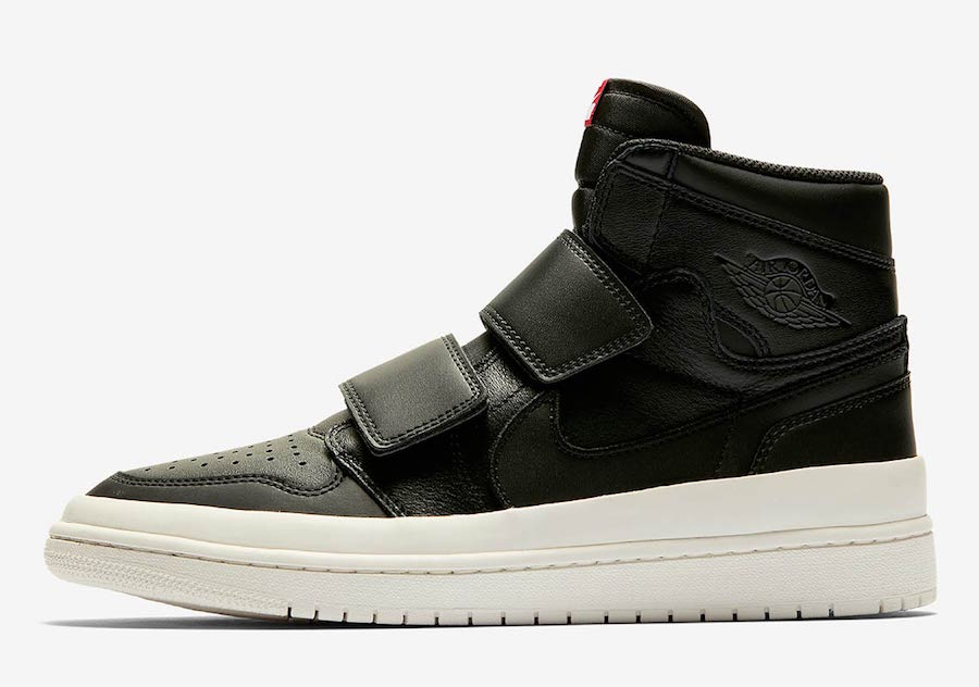 Air Jordan 1 High Double Strap Black AQ7924-001