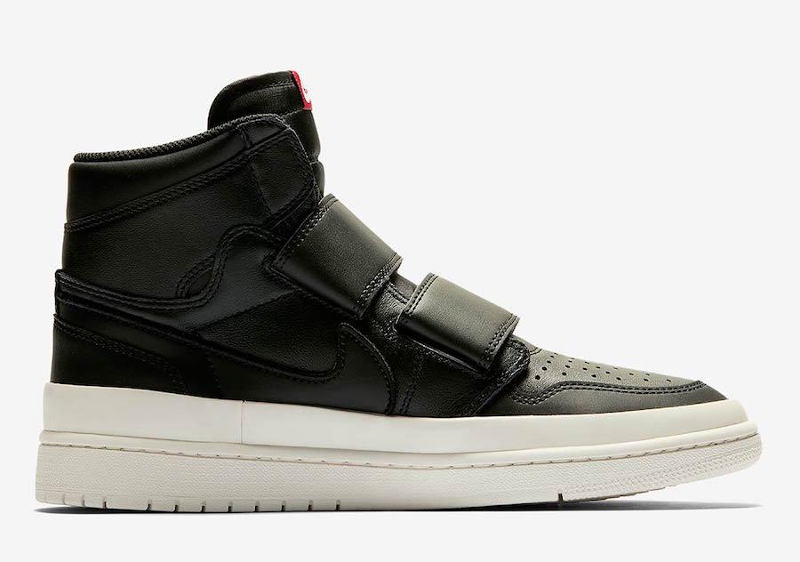 Air Jordan 1 High Double Strap Black AQ7924-001