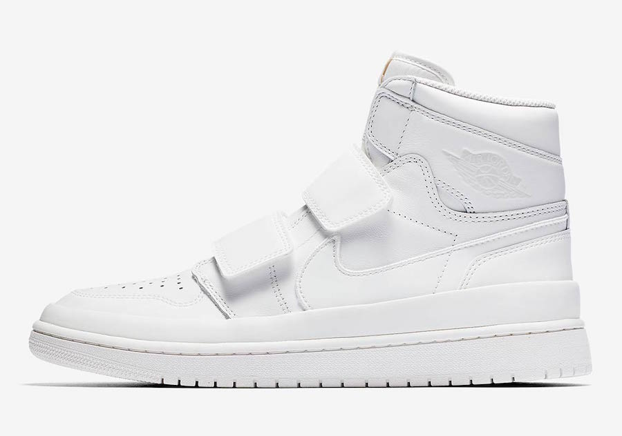 Air Jordan 1 High Double Strap White AQ7924-100