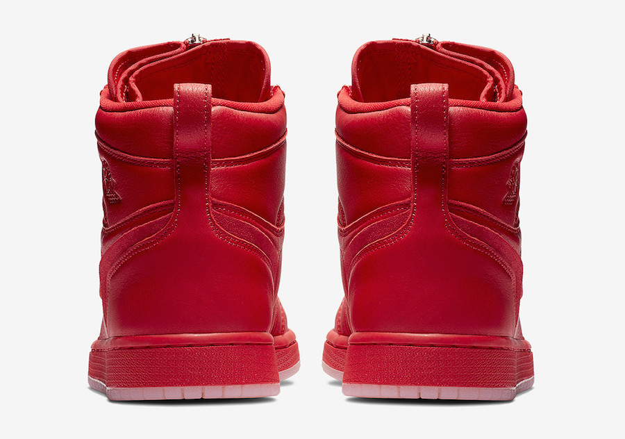 Air Jordan 1 High Zip Vogue AWOK University Red