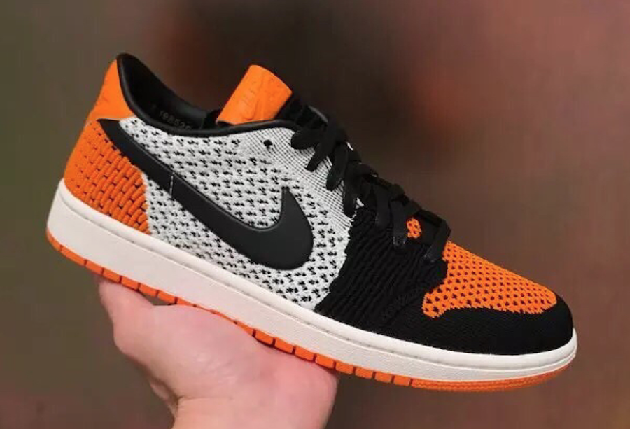 Air Jordan 1 Low Flyknit Shattered Backboard