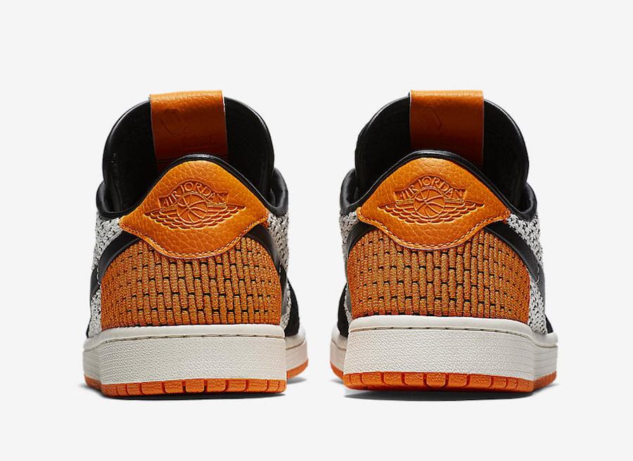 Air Jordan 1 Low Flyknit Shattered Backboard Release Date