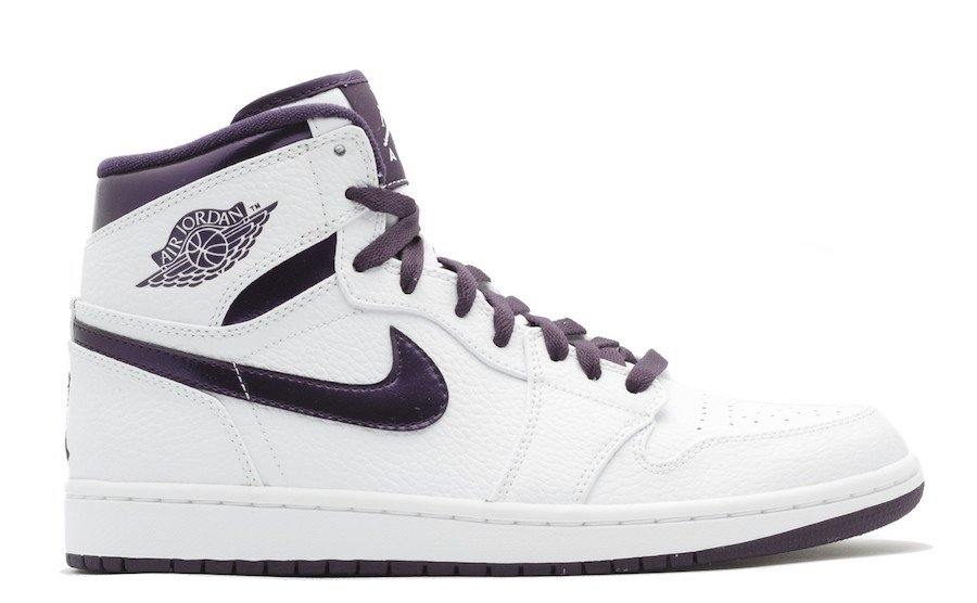 Air Jordan 1 Metallic Purple 2018