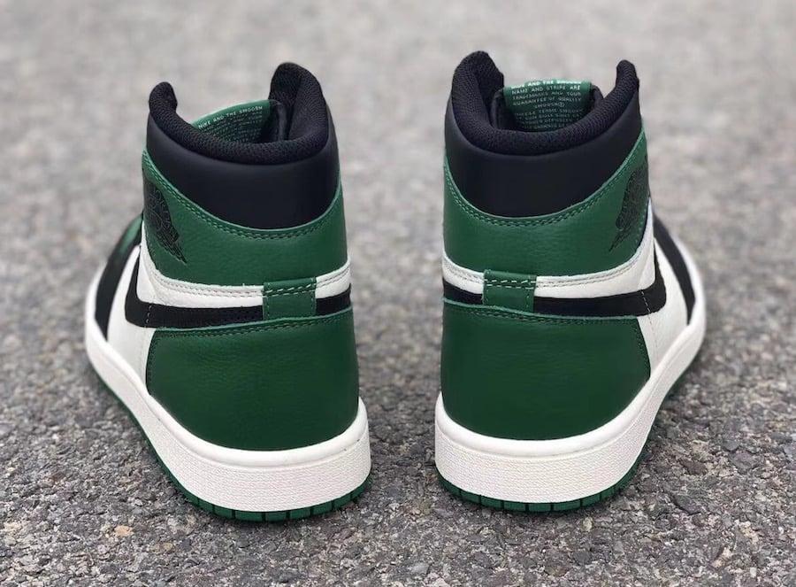 Air Jordan 1 OG Pine Green 555088-302