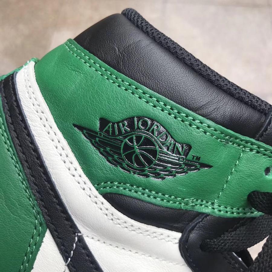 Air Jordan 1 Pine Green 555088-302