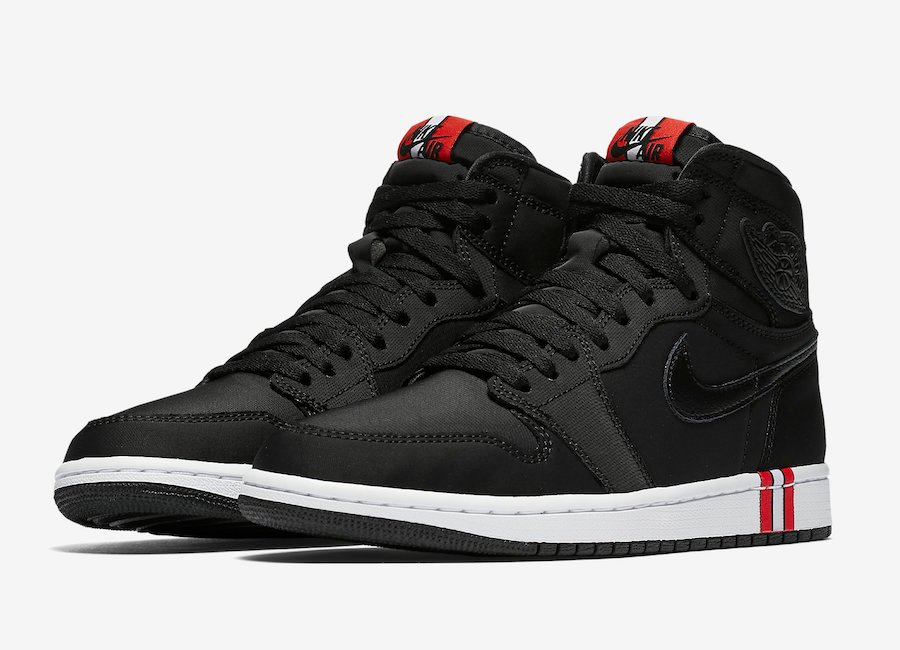 370feae4 Air Jordan 1 Paris Saint-Germain AR3254-001 Release Date | SneakerFiles