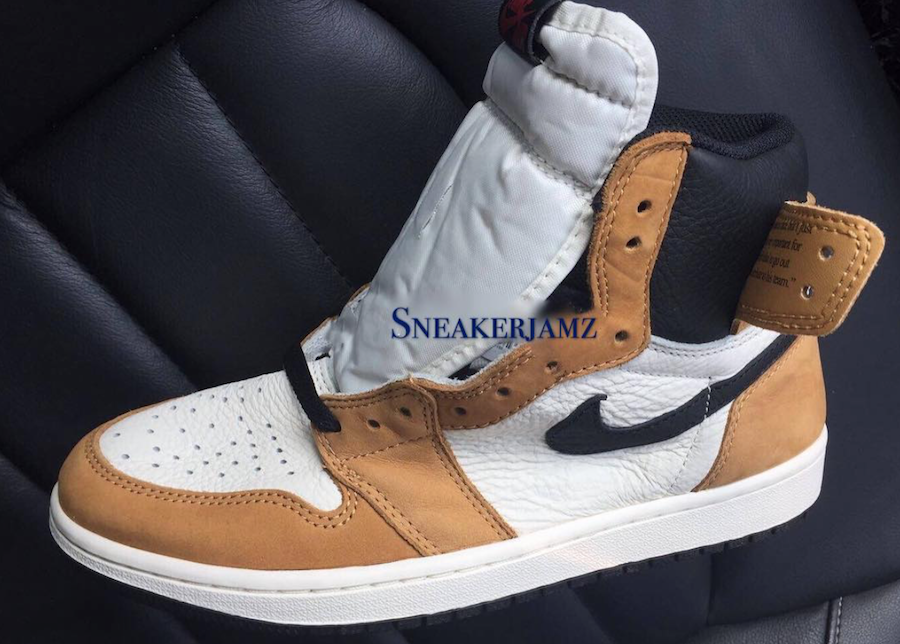 Air Jordan 1 Rookie of the Year 555088-700